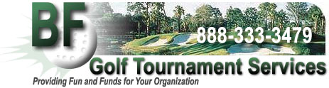 Golf Tournament Services